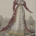 La toilette de mariage de Marie-Louise (2 avril 1810)