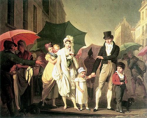 La vie quotidienne des Français au temps de Napoléon Ier