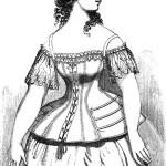 The return of the stiff corset