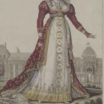 Marie-Louise's wedding outfit (2 April, 1810)