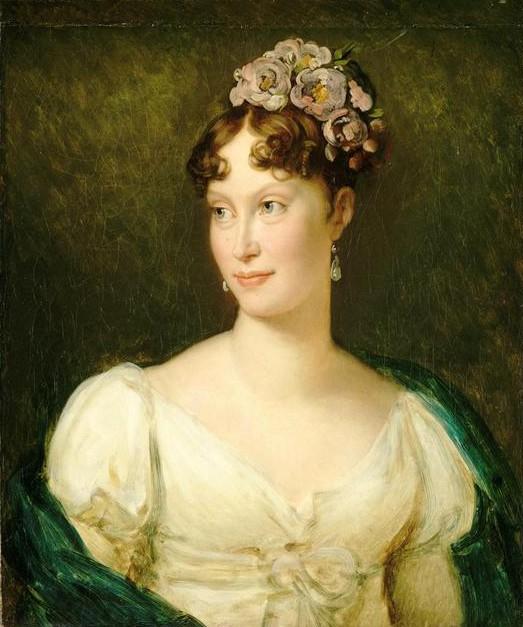 MARIE-LOUISE OF AUSTRIA