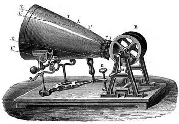 Le Phonautographe de Martinville