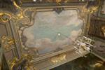 Plafond du salon des Maréchaux
