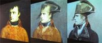 Un morphing animé de Napoléon étonnant