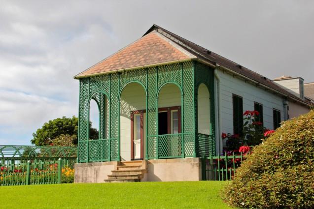 Voyage à Sainte-Hélène 2018