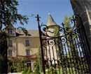 Entrée du château © Château de Bessonies