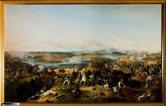 The Battle of Borodino (7 September, 1812) by Von Hesse