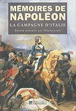 Mémoires de Napoléon: la Campagne d'Italie (Vol. I) (in French)