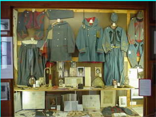 Le musée de Loigny-La-Bataille