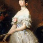 Vidéo et articles > Un portrait de l'impératrice des Français Eugénie (1826-1920)