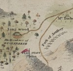 """""""The geographical plan of the Island & Forts of Ste Helena"""""""