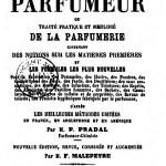 M. Durochereau's Eau de Cologne