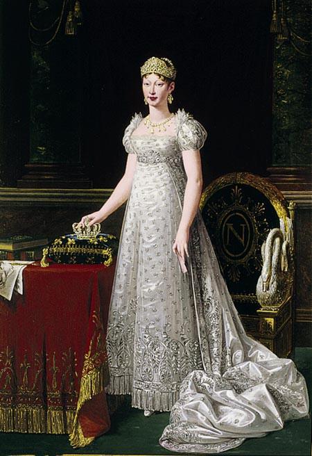 Portrait de Marie-Louise, Impératrice de France
