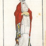 Fashion accessory: the shawl