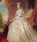 CHARLOTTE  (1840 -1927), Impératrice du Mexique
