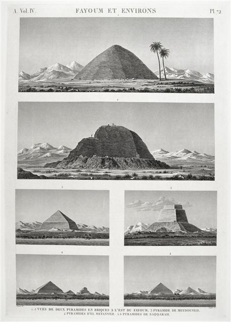 Bonaparte in Egypt (2): the scientific expedition