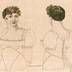 Women's underwear during the First Empire
