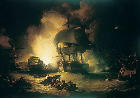 ANNULÉE > Le recrutement des équipages de la flotte de guerre au temps de Napoléon