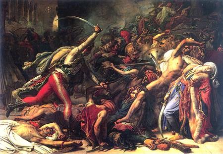 Salon 1810 : La révolte du Caire, 21 octobre 1798