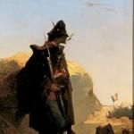 La Sentinelle. Volontaire garibaldien lors du Siège de Rome