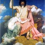 Jupiter et Thétis
