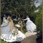 Femmes au jardin