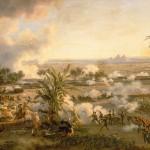 La bataille des Pyramides (détail)