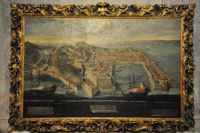 View of Portoferraio<i> (Anonymous, 1705, oil on canvas) &#8211; Photo Laugh</i>&#8221; />Marcello Pacini was born in Portoferraio, and was mayor there between 1966-1968. He lives in Turin, where from 1976 to 2001 he was director of the Fondazione Giovanni Agnelli. He was Member of Parliament, from 2001 to 2006 and President of the Parliamentary Assembly delegation to the OECD. Author of several socio-political publications, he owns a rich collection of objects related to Elba and Napoleon which he has been adding to since the 1990s.<BR><!-- /paragraph3 --></p> <p><!-- paragraph4 --></p> <h2>The Library</h2> <p><!-- paragraphimage4 -->&nbsp;<BR>The Historical Library &#8220;Napoleon and Elba&#8221; is made up of six sections and two appendices.<BR><BR>The first section contains handwritten documents, such as orders and letters, which testify to the effect the Emperor&#39;s presence had on the island. The collection contains eleven letters from Napoleon: two written from Saint Cloud, concerning the government administration of Elba in 1810 and 1811, and nine written from Elba relating to various management problems of the emperor&#39;s new miniature kingdom (such as the purchase of a boat and budget reductions). The second section contains text and images of Napoleon at Elba, published in 1814-1815 (including a portrait of his faithful maréchal Henri Bertrand Palace and a rare copy of the <EM>Rentrée de Napoléon le Grand dans la capitale de l &#39;Empire Français. Le 20 mars 1815</EM>, printed in Paris in that year), and upto his death. This section documents the political climate of the years 1814-1815 with books, pamphlets, and prints published mainly in France, England and Italy. There are accounts of representatives of the victorious powers that accompanied the emperor on his journey from Paris to Portoferraio, news regarding the location of the island that made headlines worldwide, and examples of political satire inspired by the emperor&#39;s new kingdom. These