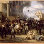 La Barrière de Clichy, défense de Paris le 30 mars 1814
