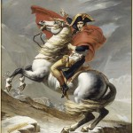 Bonaparte franchissant le col du Grand Saint-Bernard
