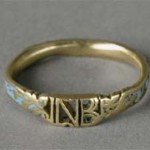 A ring given by General Bonparte to Josephie de Beauharnais