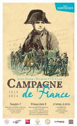 La Campagne de France à Saint-Dizier