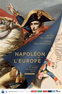 E. Robbe : Napoléon et l'Europe, une exposition au Musée de l'Armée (2013)
