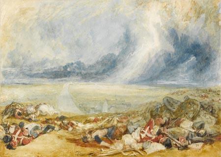 The Field of Waterloo – Le champ de Waterloo