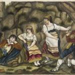 Mémoires, voyages et campagnes en Europe, depuis l'Égypte jusqu'au désastre de Waterloo