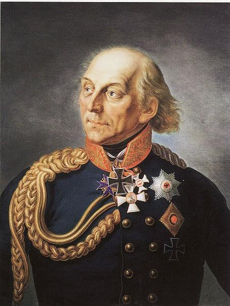 YORCK VON WARTENBURG, Johan-David-Ludwig, comte (1759-1830), général