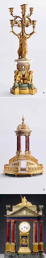 De bronze et de pierre dure : un cadeau espagnol à Napoléon Ier