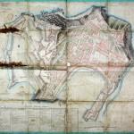 Plan des fortifications, île d'Elbe. Plan de Porto Ferrajo, an 10 (1802)