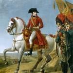 Le Premier Consul distribuant des sabres d'honneur après la bataillede Marengo