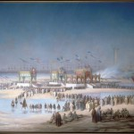 Inauguration Ceremony of the Suez Canal at Port-Said, 17 November, 1869