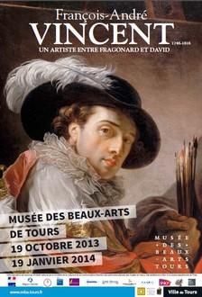 François-André Vincent, un artiste entre Fragonard et David