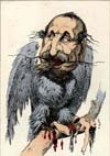 Anti-Napoleon III Caricatures: The Republican Hatred