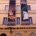 """Pierre Branda : dans les coulisses de l'exposition """"Napoléon au bivouac"""" au palais Fesch d'Ajaccio (février 2014)"""