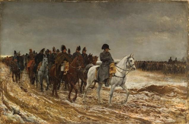 1814 – La campagne de France