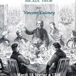 Les cénacles littéraires parisiens du XIXe siècle