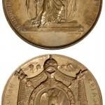 Matrices du sceau et contre-sceau de majesté de Napoléon Ier (1805)