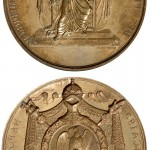 Matrices of the Seal and Counter-Seal of His Majesty Napoleon Ist (1805)