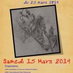 Bicentenaire de la campagne de France : Hommage aux combattants du 25 mars 1814 à Fère-Champenoise