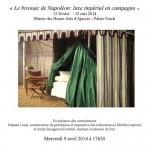 Le bivouac de Napoléon: luxe impérial en campagne