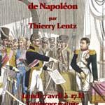 La première abdication de Napoléon